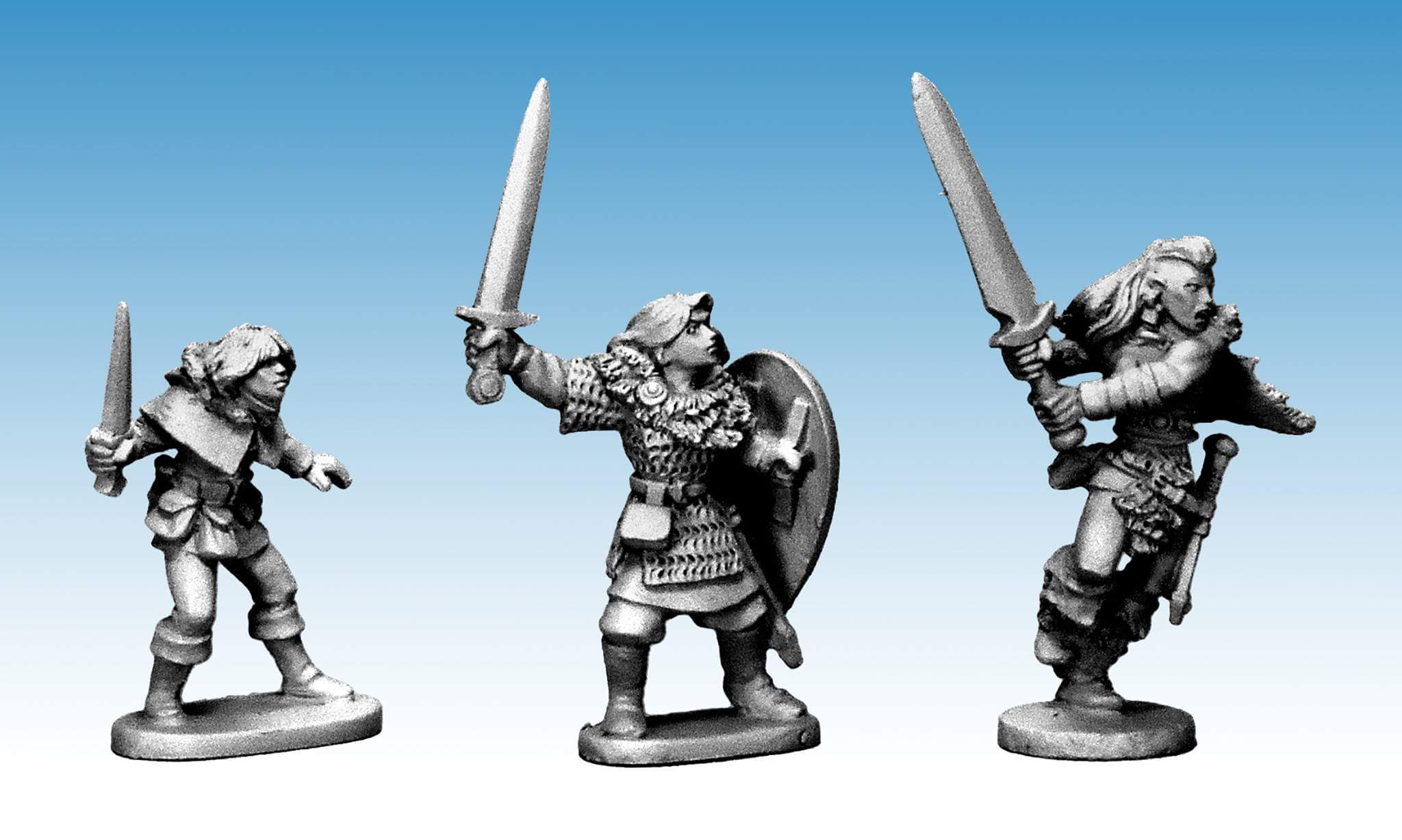 North Star Look Ahead To Frostgrave Female Figures & Oathmark