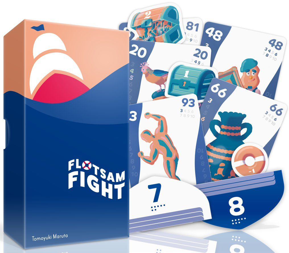 Flotsam Fight - Oink Games