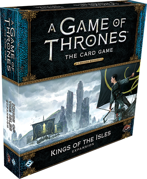 Game Of Thrones LCG Greyjoys - FFG