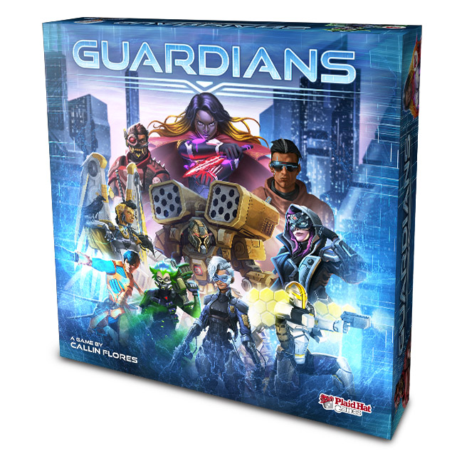 Guardians Box - Plaid Hat Games