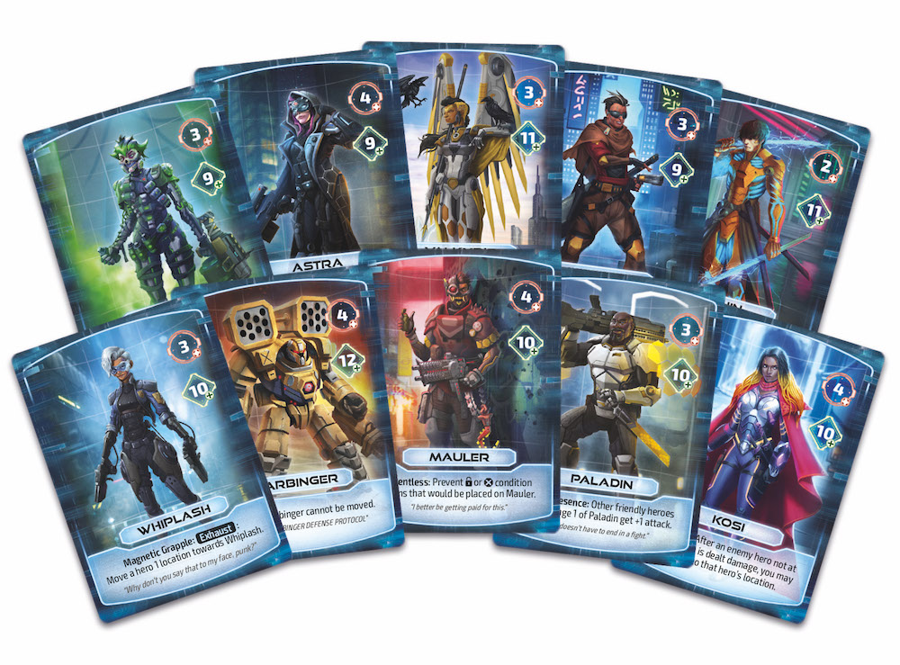 Guardians Cards - Plaid Hat Games