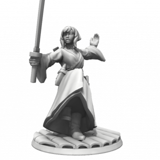 Into The Badlands – Hero Forge Customised Miniatures – OnTableTop