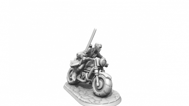 Into The Badlands – Hero Forge Customised Miniatures