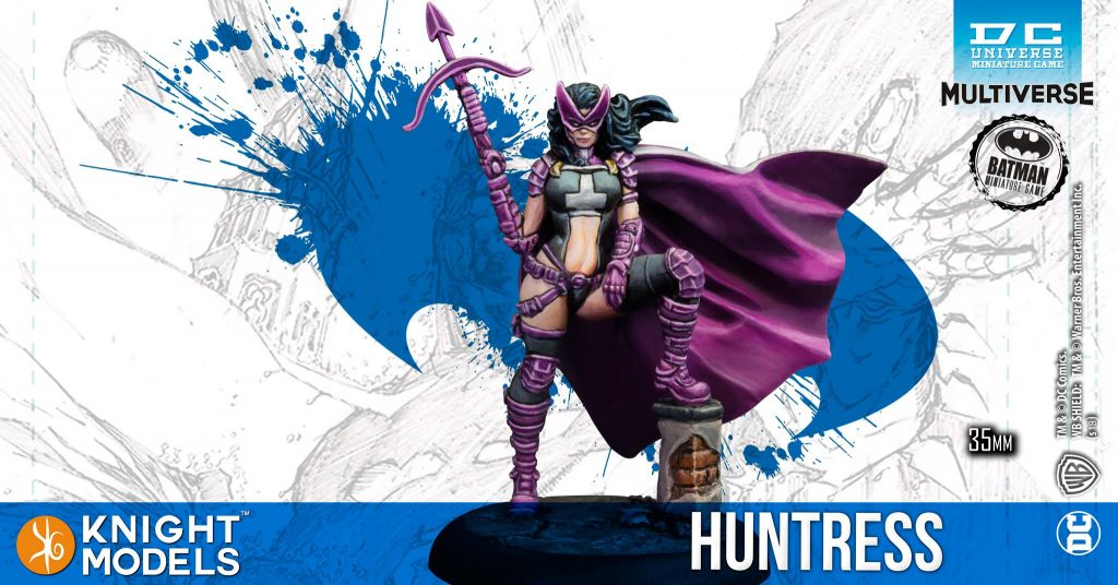 Huntress - Knight Models