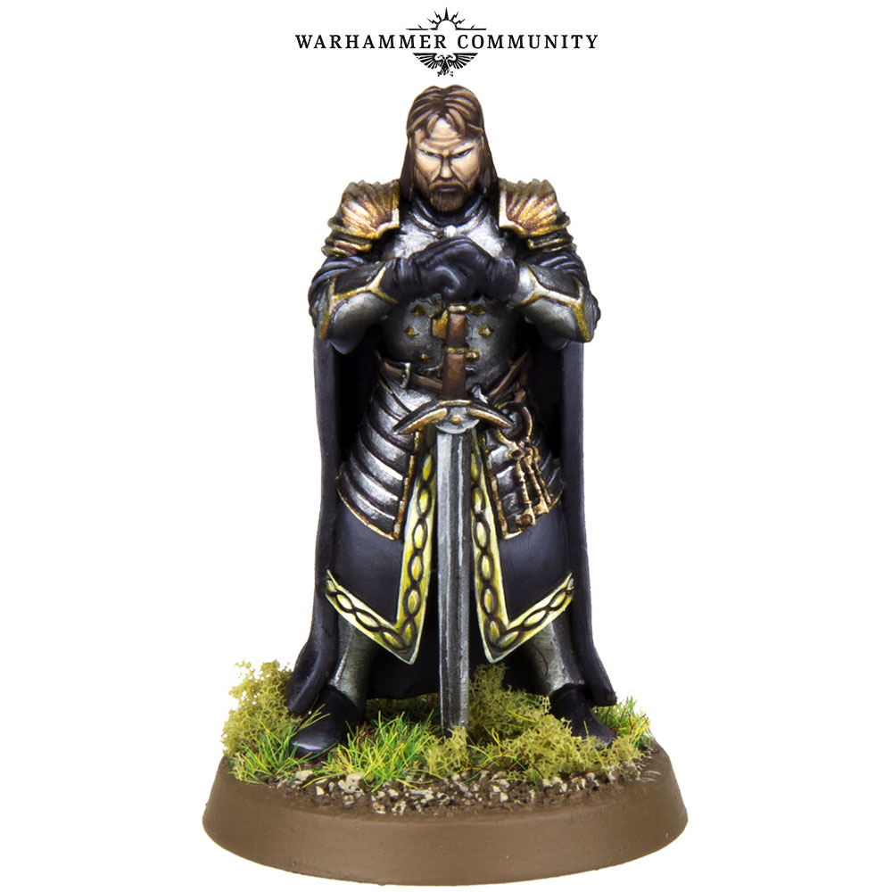 Huron The Tall - Games Workshop