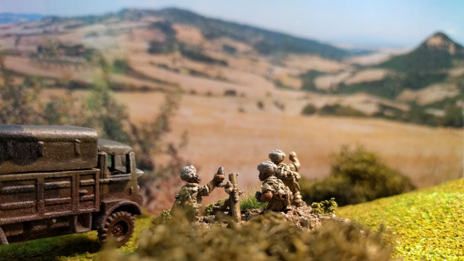 75th Anniversary of Battle of Monte Cassino and Northern Italy (Army Build)