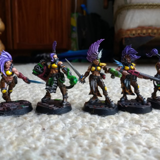 The First Gang Complete!