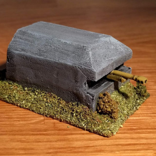Finished Bunker