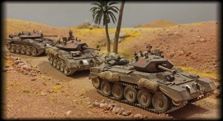 Crusaders for Battlegroup Torch