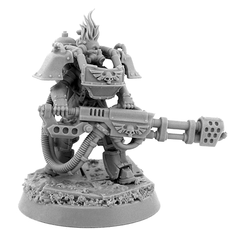 Imperial Arsonist - Wargame Exclusive