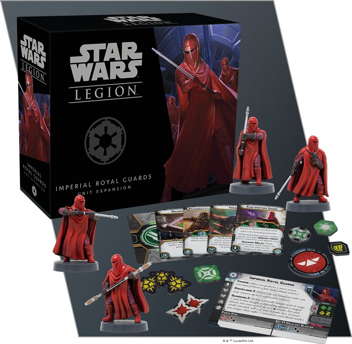 Imperial Royal Guard Unit Expansion - Star Wars Legion