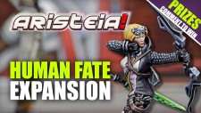 Operation Coldfront Week: Unboxing Aristeia! Human Fate Expansion