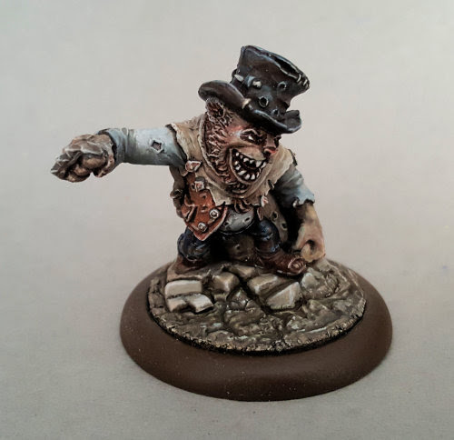 King Rat #1 - West Wind Miniatures
