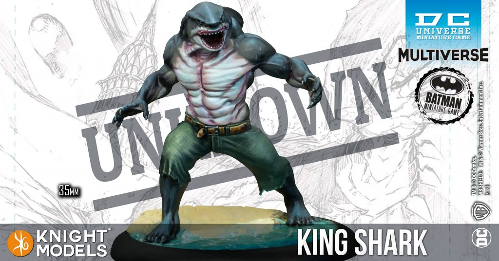King Shark - Knight Models