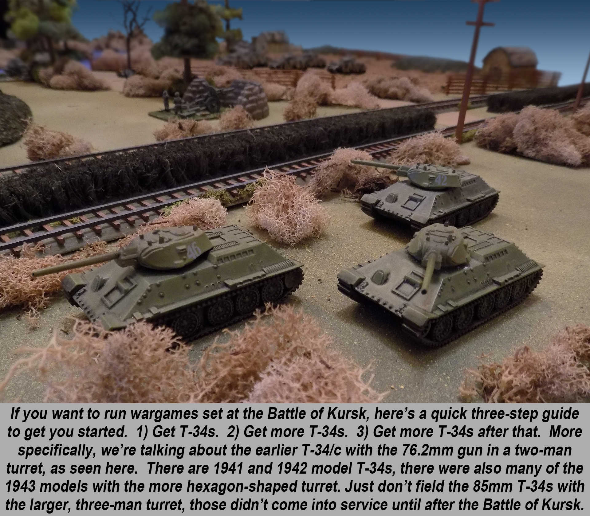 Wargaming Kursk Part One B