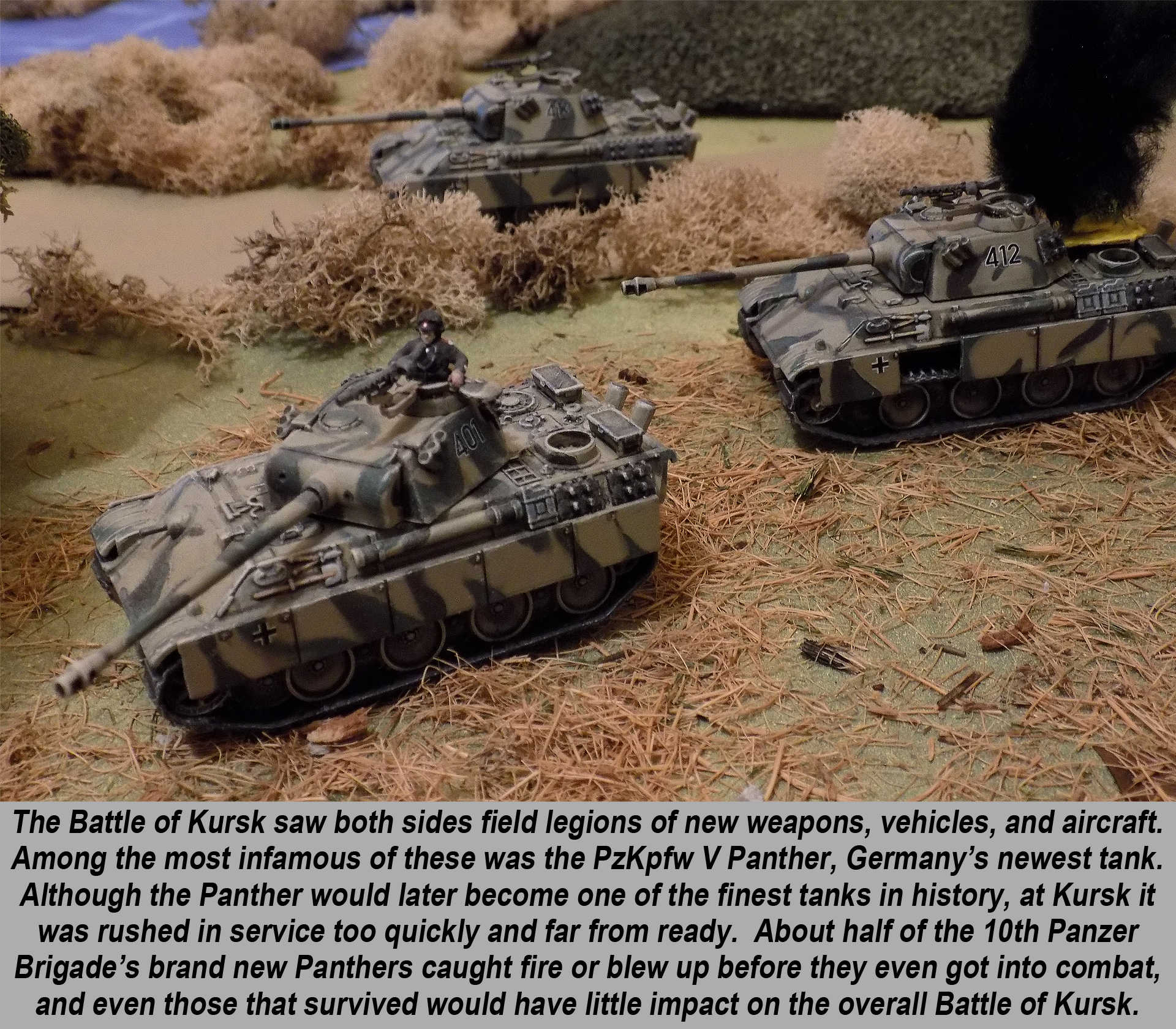 Wargaming Kursk Part One E