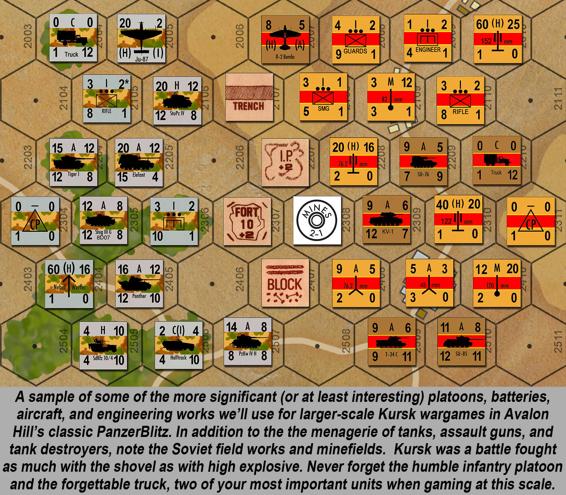 Wargaming Kursk Part One I