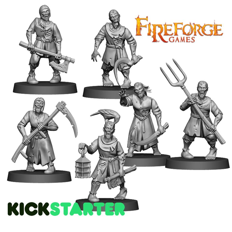 Living Dead Peasants - FireForge Games