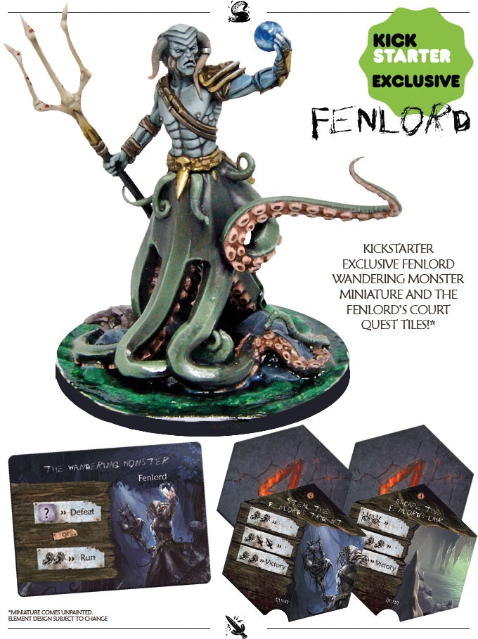Miremarsh Exclusive Fenlord - Room 17 Games