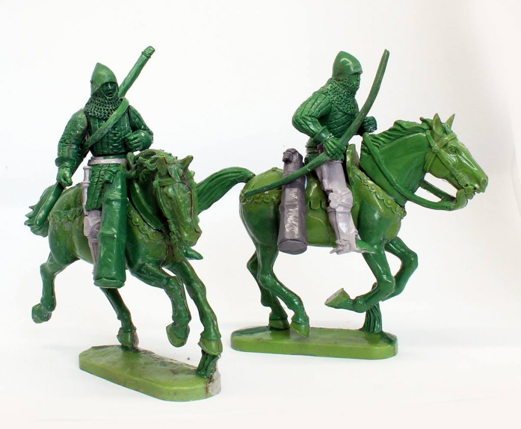 Mounted Archers - Perry Miniatures