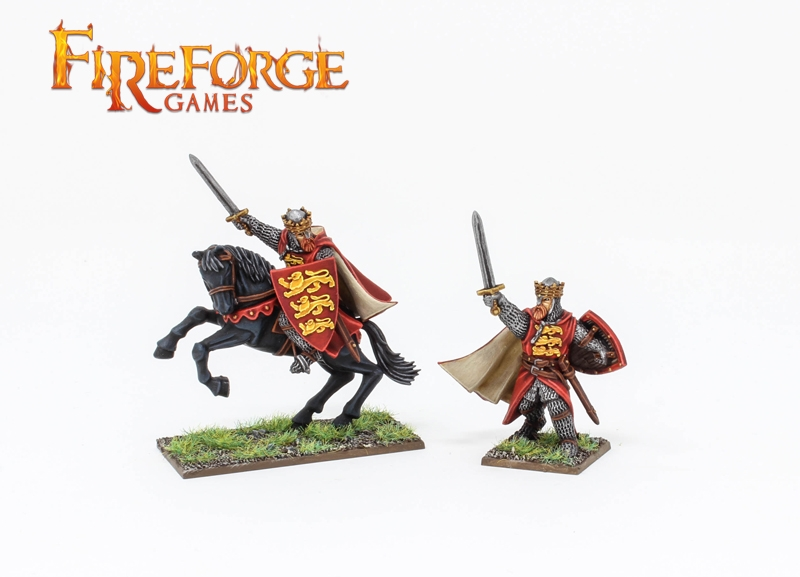 Richard The Lionheart - FireForge Games