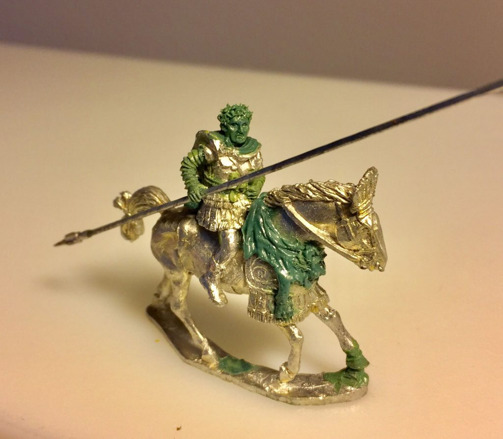Seleucid General - Relic Miniatures