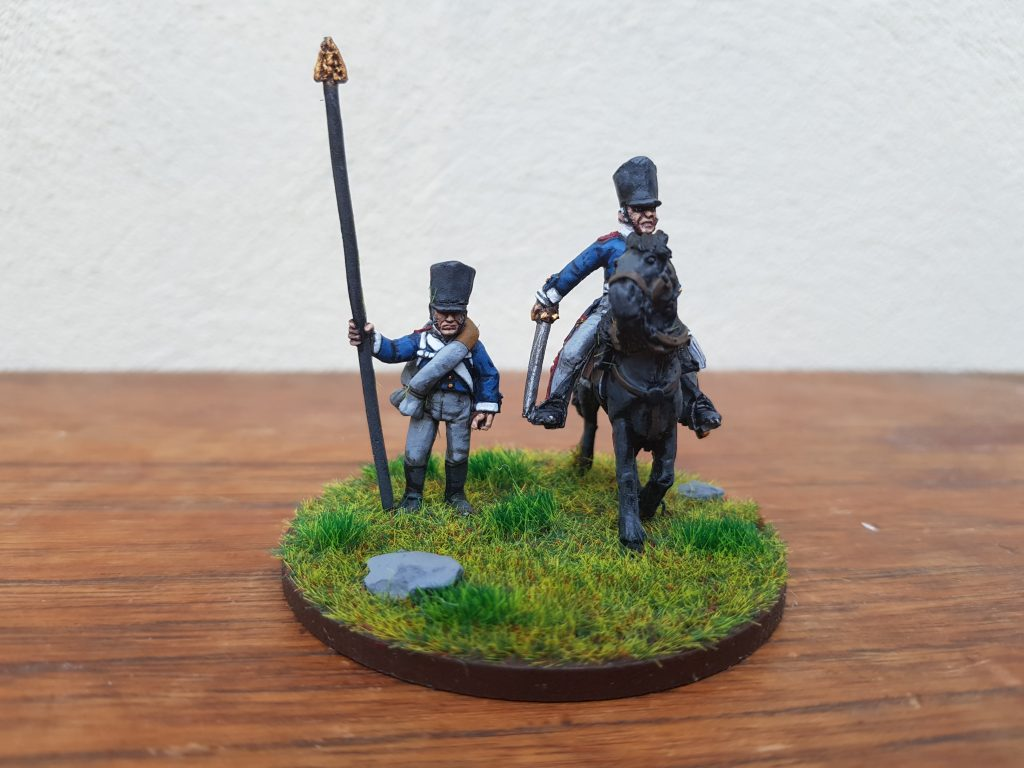 Sharp Practise Prussians #1 - civilcourage