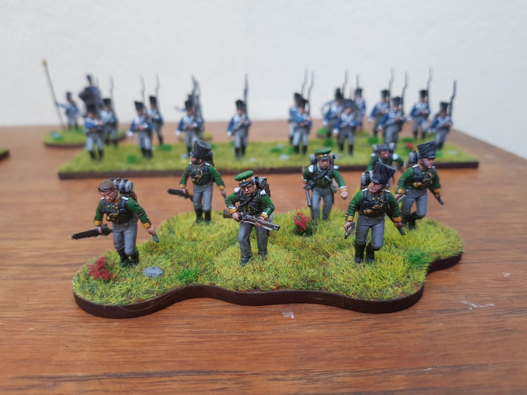 Sharp Practise Prussians #2 - civilcourage