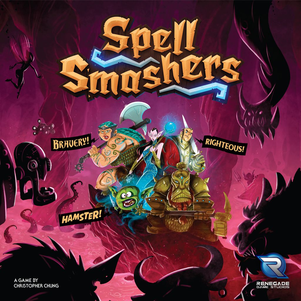 Spell Smashers - Renegade Games