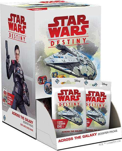 Star Wars Destiny Across The Galaxy - FFG