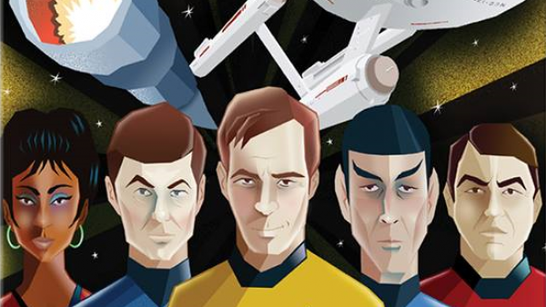Looney Labs Head To The Final Frontier For Star Trek Fluxx