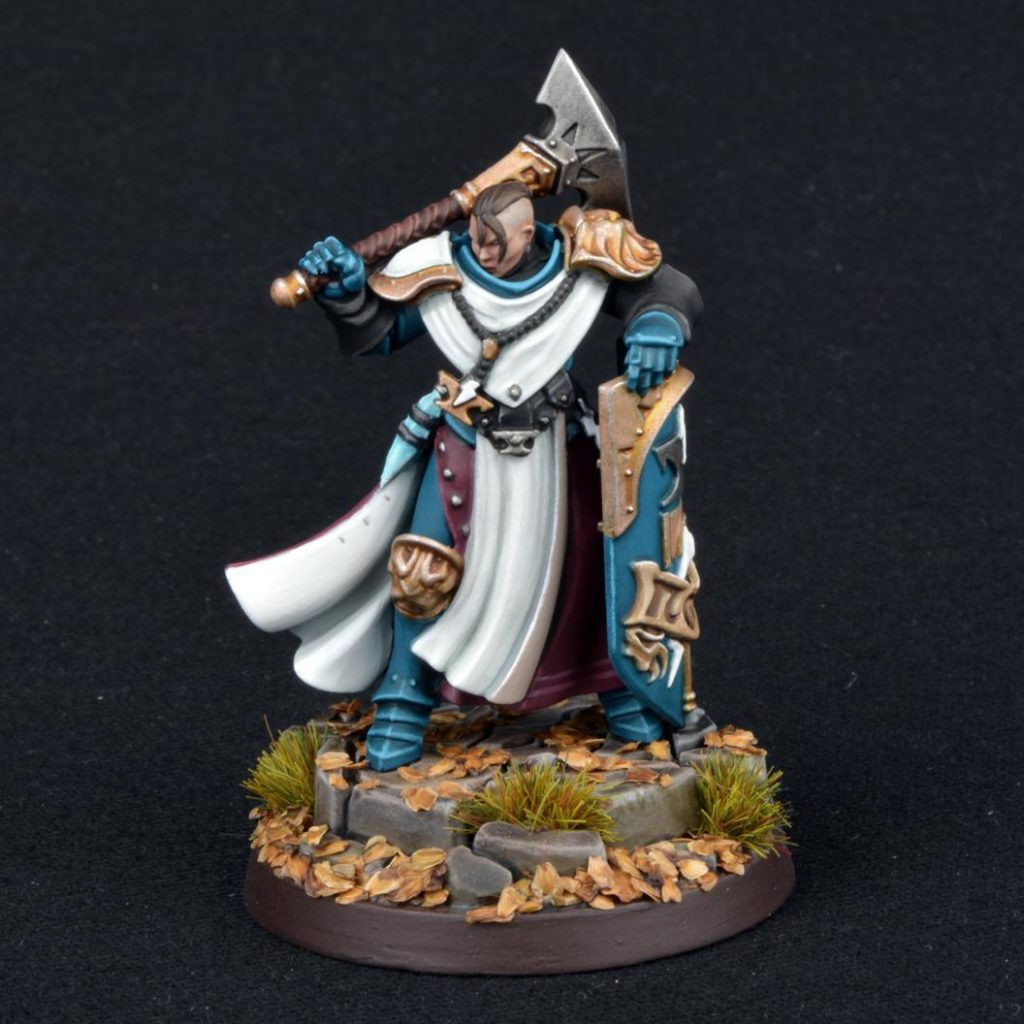 Stormcast Eternal Sequitor #1 by brushstroke