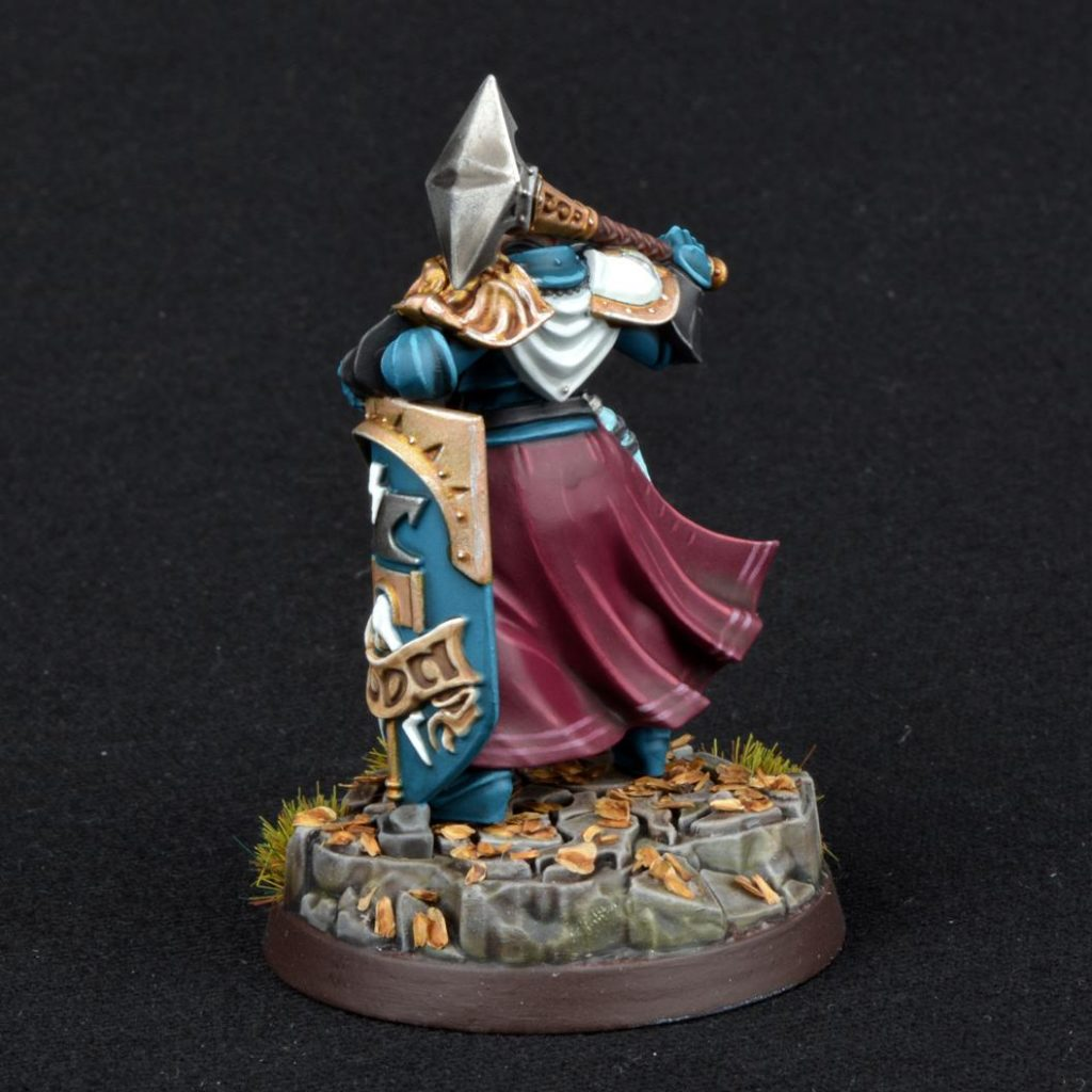 Stormcast Eternal Sequitor #2 by brushstroke