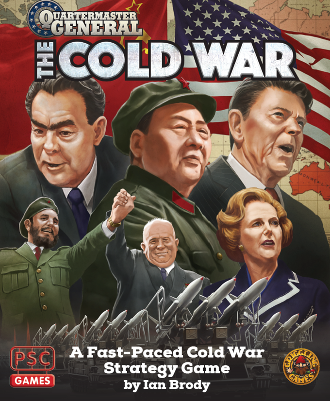 The Cold War - PSC Games