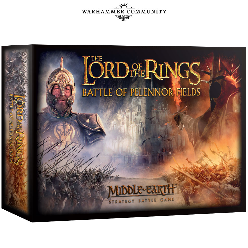 The Lord Of The Rings Battle Of Pelennor Fields - Games Workshop