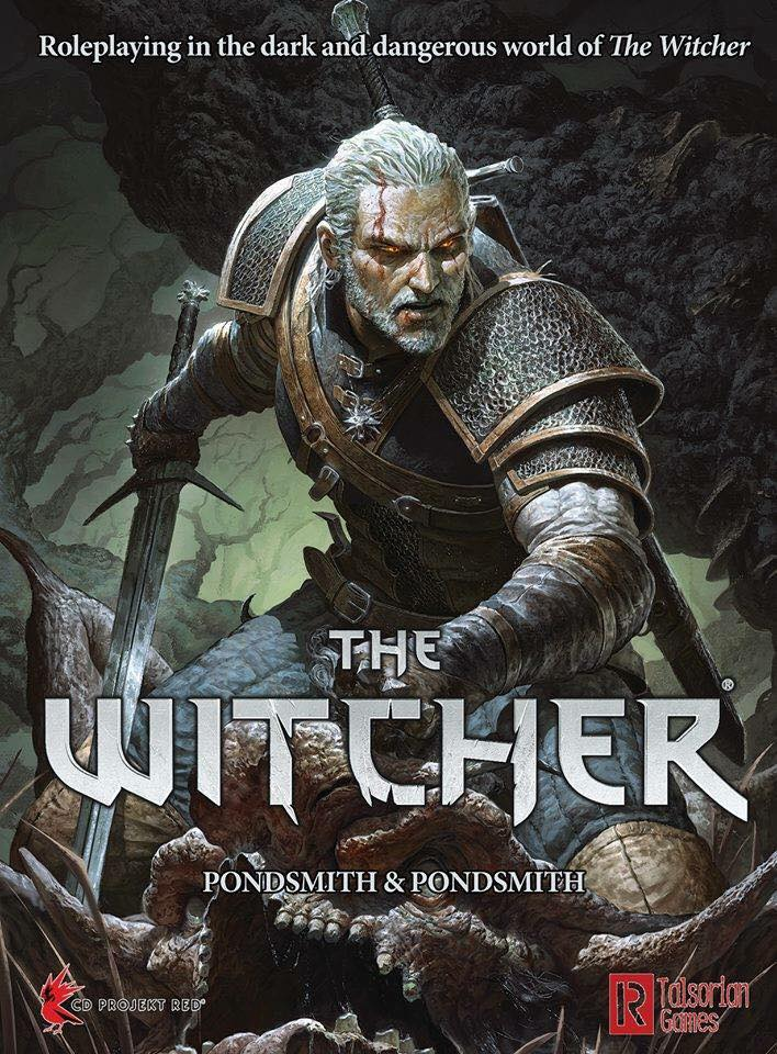 The Witcher Role-Playing GAme - R Talsorian Games