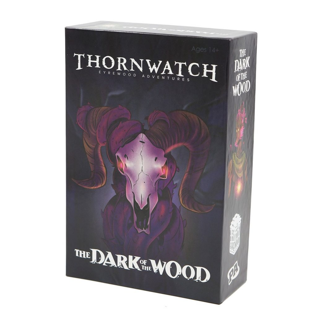Thornwatch The Dark of the Wood Expansion - Penny Arcade
