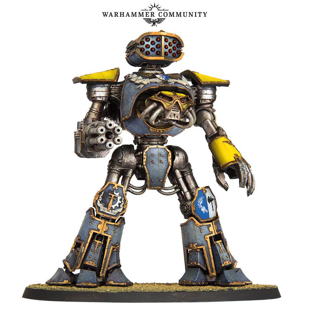 Titanicus Reaver - Games Workshop