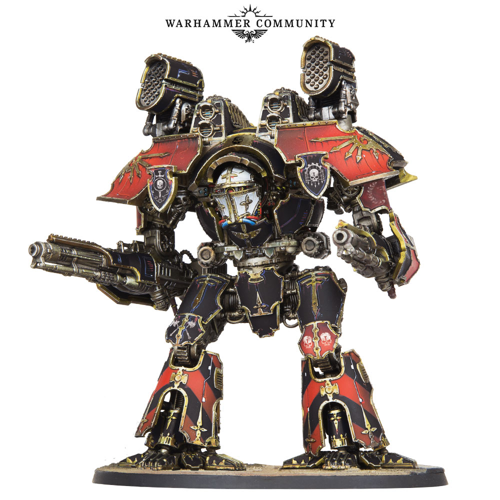 Titanicus Warlord - Games Workshop