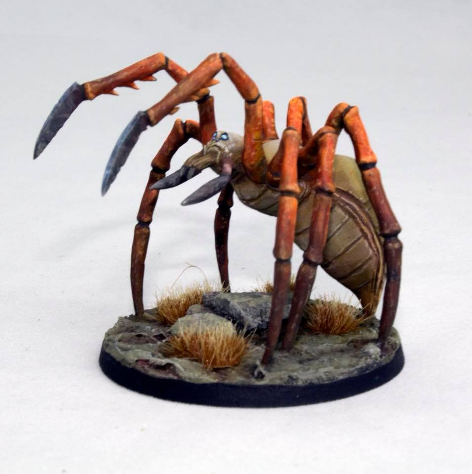 War Spider - Freeblades