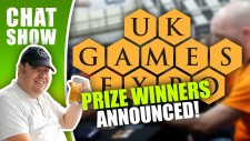 Weekender: What's New For Drowned Earth & UKGE Prize Winners Announced!