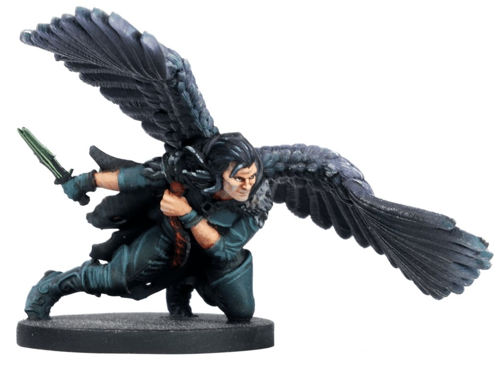 Winged Vax - Critial Role