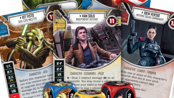 FFG Announces Next Star Wars: Destiny Expansion; Across The Galaxy