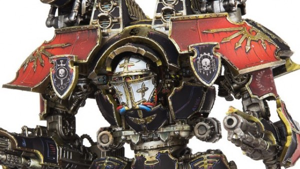 Adeptus Titanicus Unboxed At Forge World Open Day
