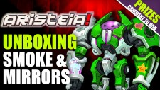 Unboxing: Aristeia – Smoke & Mirrors