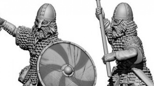 Victrix Armour Their Vikings For A Bloodthirsty Battle