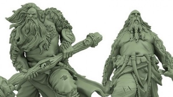 CMON Go North Of The Wall With Upcoming A Song Of Ice & Fire Miniatures