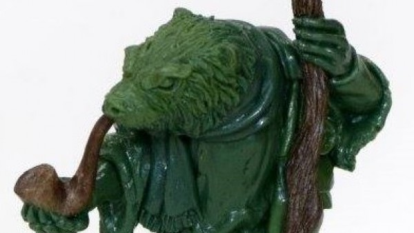 Oathsworn Sculpt Up A Fantastic New Badger Mage