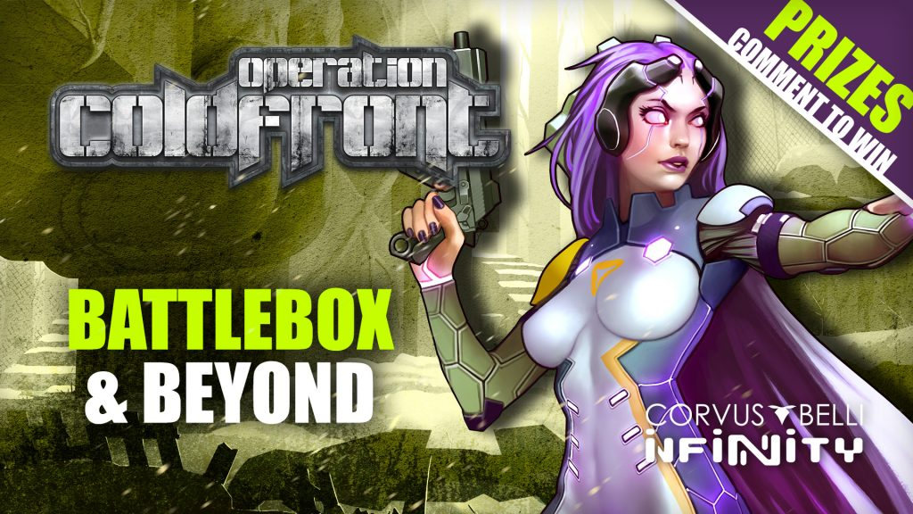 Infinity Operation Coldfront Week - Battlebox & Beyond