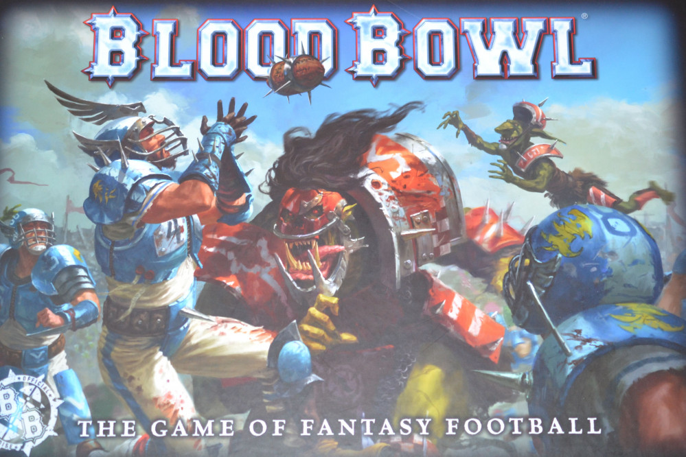 Blood Bowl from Caledor2